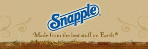 Snapple® website